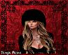 Fur Winter Hat Black