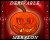 Halloween Pumpkin V1 Ani