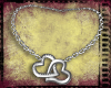 {MD}Silver Hearts (Neck)