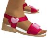 Child Lips  Sandals