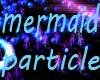 mermaid ocean particle