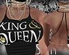 *P* Queen/King Top