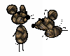 Brown Woven Mouse Avatar
