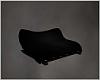 Black FLoor  Sofa
