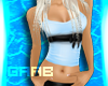 G!Baby blue top w/shorts