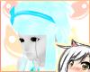 ~R~ iMouto blue hair
