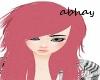 [AG] Pink Emo/Scene Hair