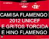 CAMISA FLAMENGO 2012