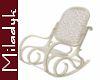 MLK V Rocking Chair