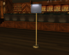 SC Mountain Library Lamp