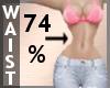 Waist Scaler 74% F A
