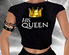 *TK* His Queen Shirt