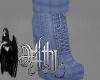 arnie fall boots blue
