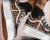!,Cheetah Sneakers.