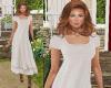 TF*Tan Modest Dress