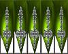 steampunk pvc nails
