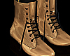 **Boots** Gold w black