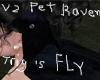 V2 Pet Raven w/sound