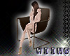 [W] Neal's bar chair