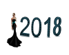 2018 with poses