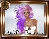 AD! Purple Mermaid Hair