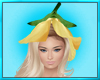 Yellow Flower Hat