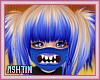 ! KID Blue Monster Doo
