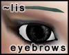 Eyebrows [flood]
