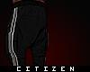 c | Baggy Sweats - Black