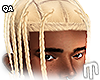 Beaded Braids - Blonde