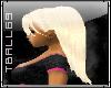 Hush-Bleach Blonde Hair