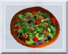 Side Salad In Bowl