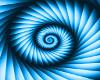 Serpenta's blue stairs