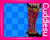 Pink Swan Sequin Arm Wrm