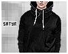 Black High CollarSweater
