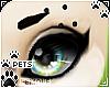 [Pets] Eyebrow L | black
