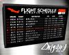 *NEW* FLIGHT SCHEDULE