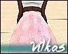 V* .Blush Skirt.