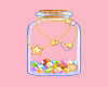 437Kawaii Candy Jar 2