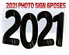 2021 Photo Sign (6p)