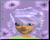 Edgy Bob Light Purple