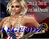 Legendz URL Banner