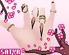 Dream Nails + Rings IV