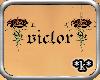 *k* Victor tattoo F