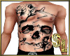 *Skull Tatoo /Male