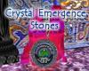 Crystal Emergence Stones