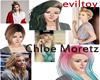 evil Chloe Moretz