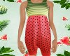 Kid Watermellon Outfit