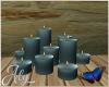 Blue Eden Candles