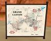 GRAND CANYON TOUR MAP